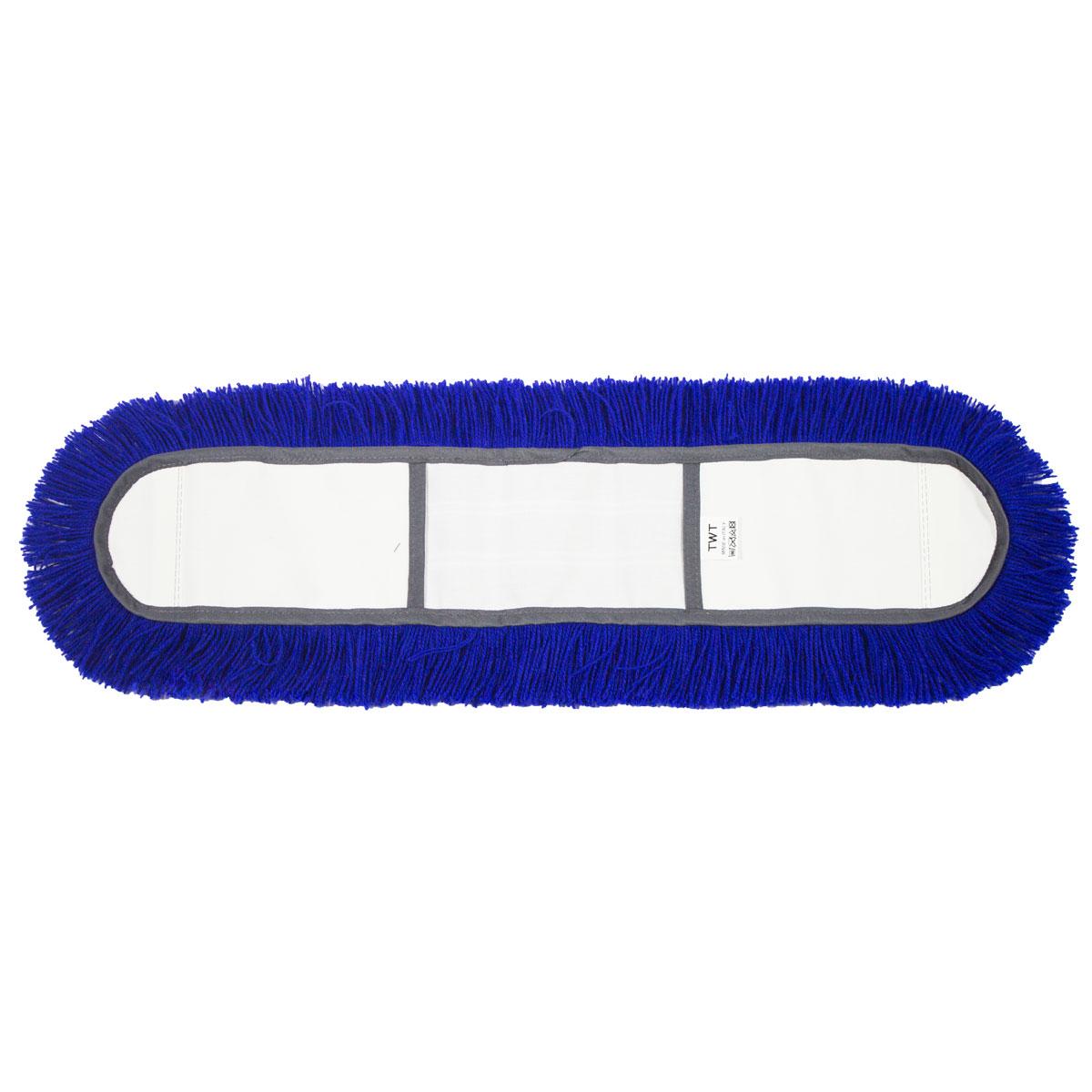 Frange de balayage à plat acrylique bleu Tunisie
